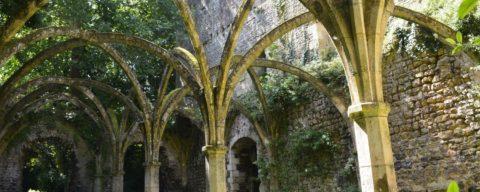 Abbaye Royale in St Michel en l'Herm