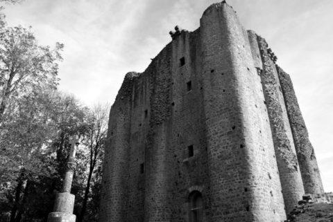 chateau de pouzauges in the vendee