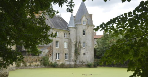 Chateau de la Preuille St Hilaire de Loulay