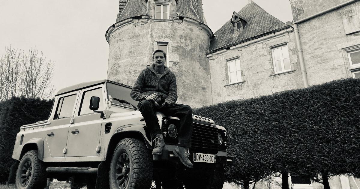 Paul las van Bennekom Chateau de la Preuille Vendee