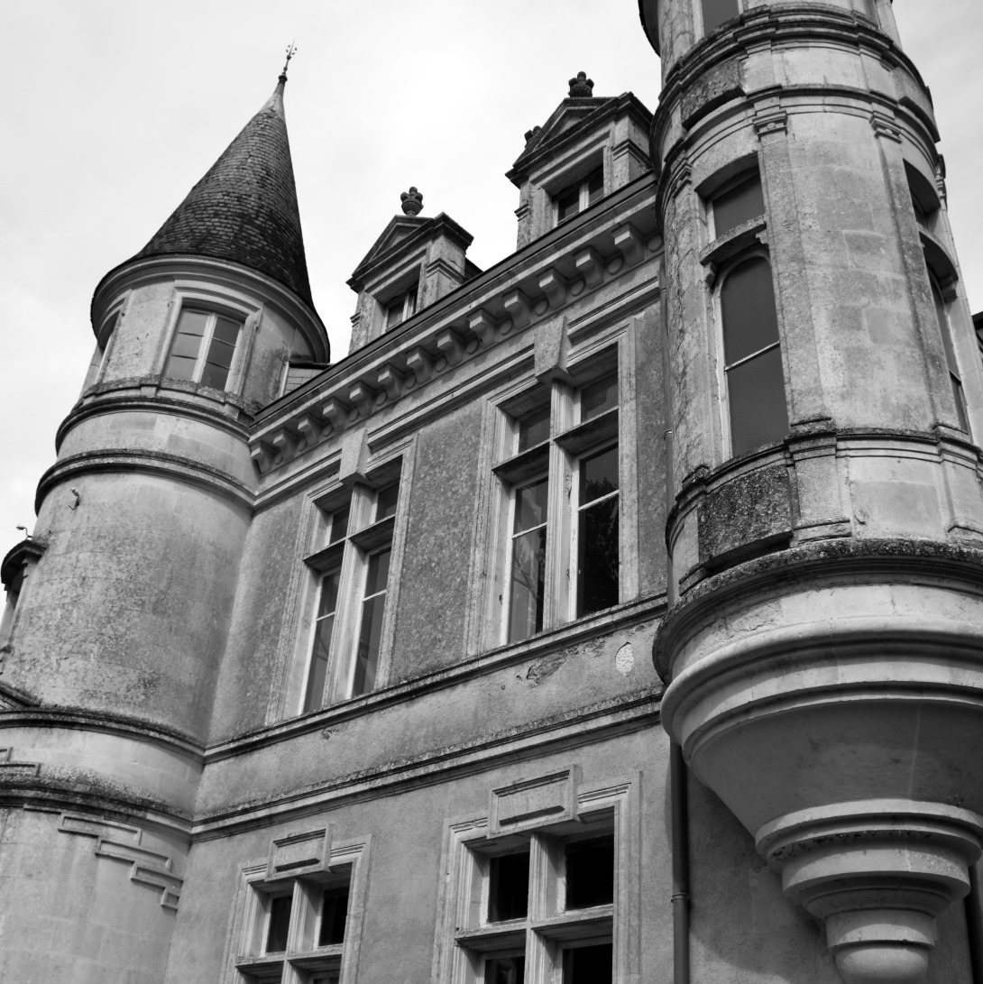 Chateau de Bourneau in Bourneau Vendee Escape to the Chateau DIY