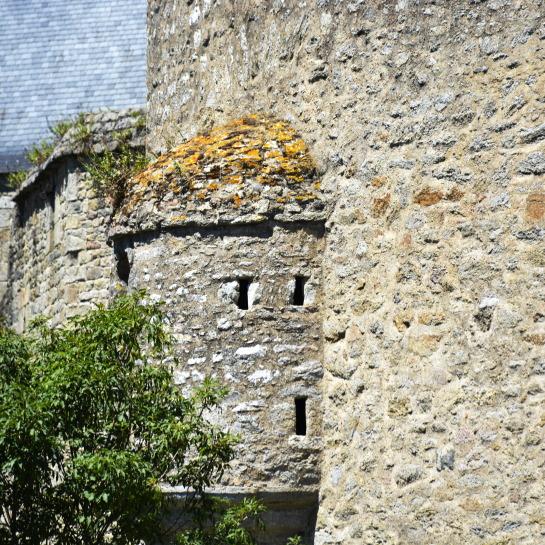 Clisson Castle in Clisson France
