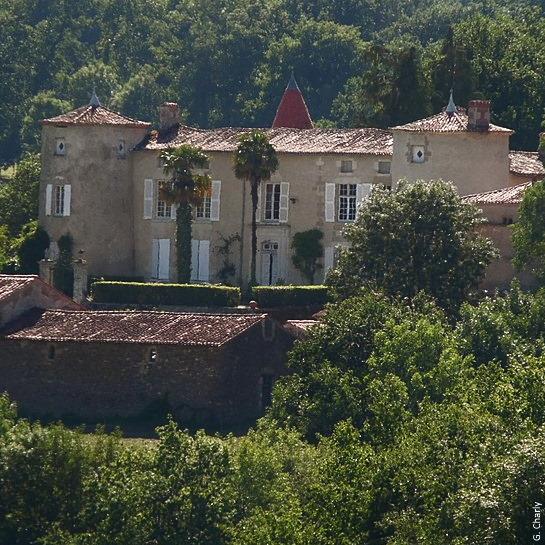 Château de la Grignonnière Vouvant