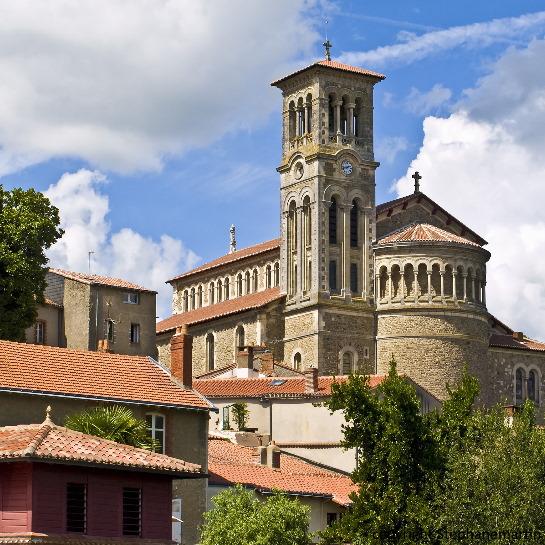 Church in Clisson