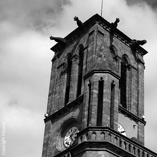 Eglise Saint Jean Baptiste Montaigu-Vendee