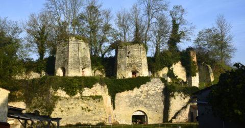 Historic lime ovens of Foussais-Payre Vendée