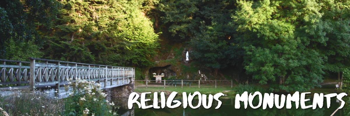 religious monuments Mervent