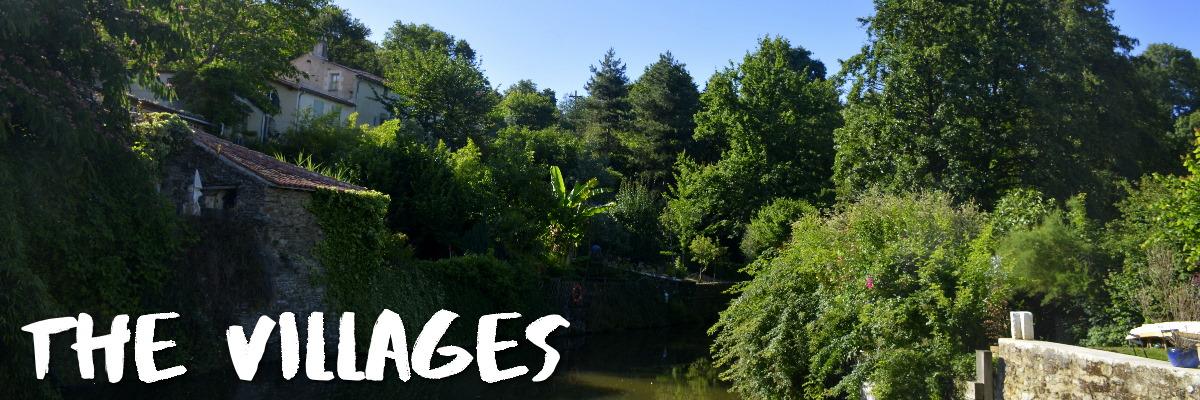 villages Mervent-Vouvant forest