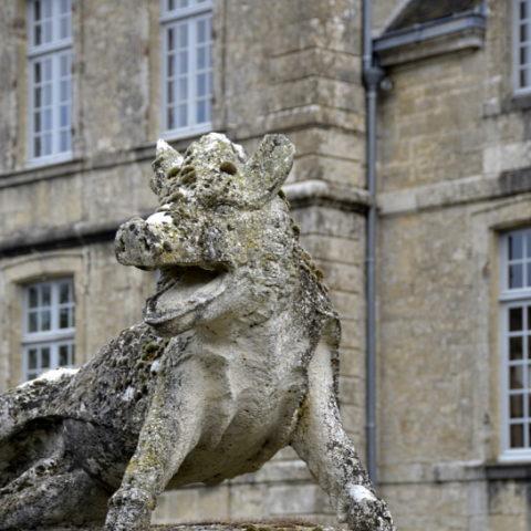 château de la Baugisière Saint Michel le Cloucq Vendee