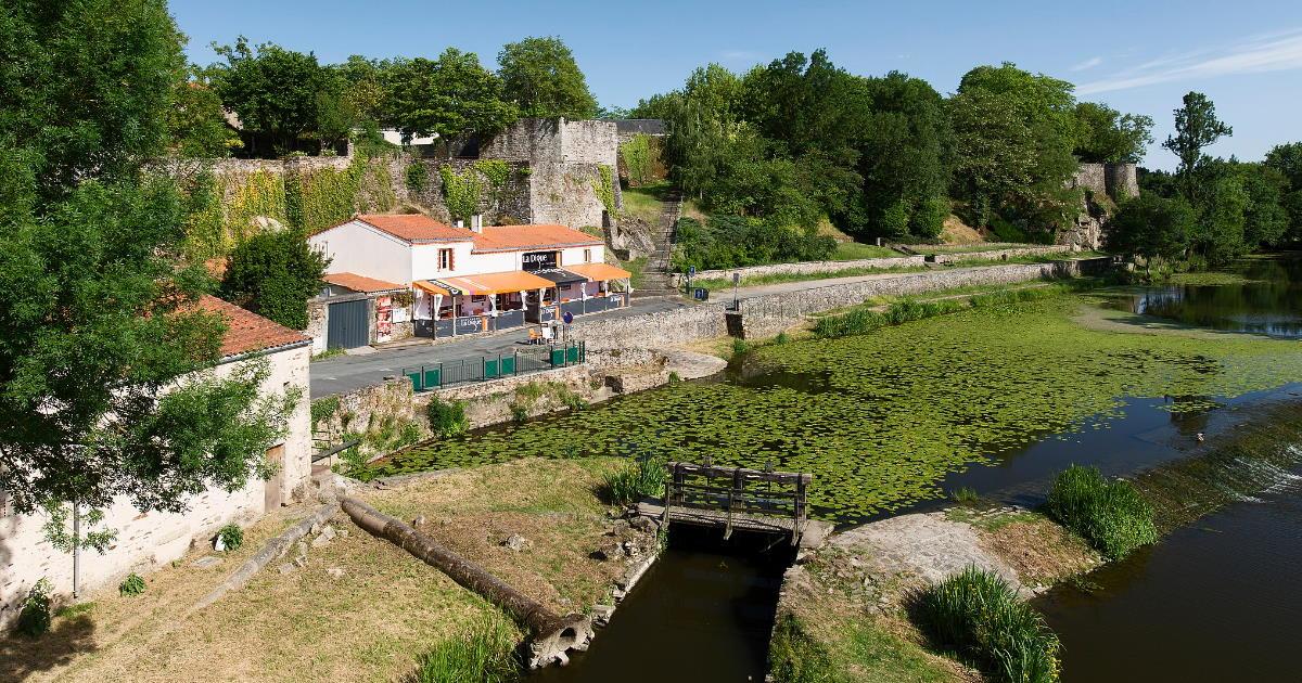 La Digue Montaigu Vendée