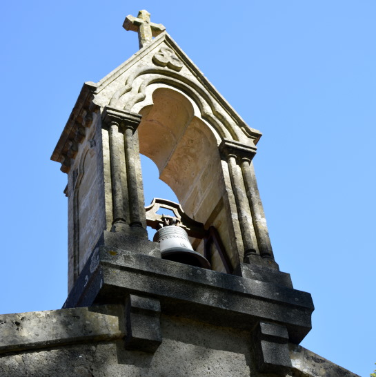 Bell of the Chapelle de la Brossardiere