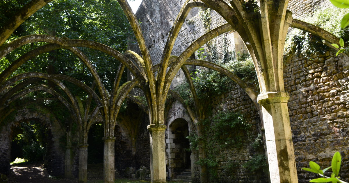 Scriptorium Abbaye Royale Vendee