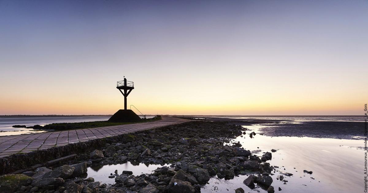 Sunrise-passage du Gois A-Lamoureux