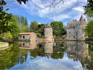 Chateau de la Preuille in 85600, Saint-Hilaire-de-Loulay
