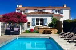 Beau Rivage Luxury accommodation Vendee beaches