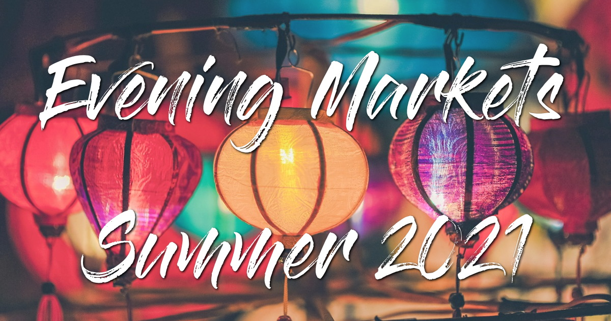 EVENING MARKETS IN THE VENDEE SUMMER 2021