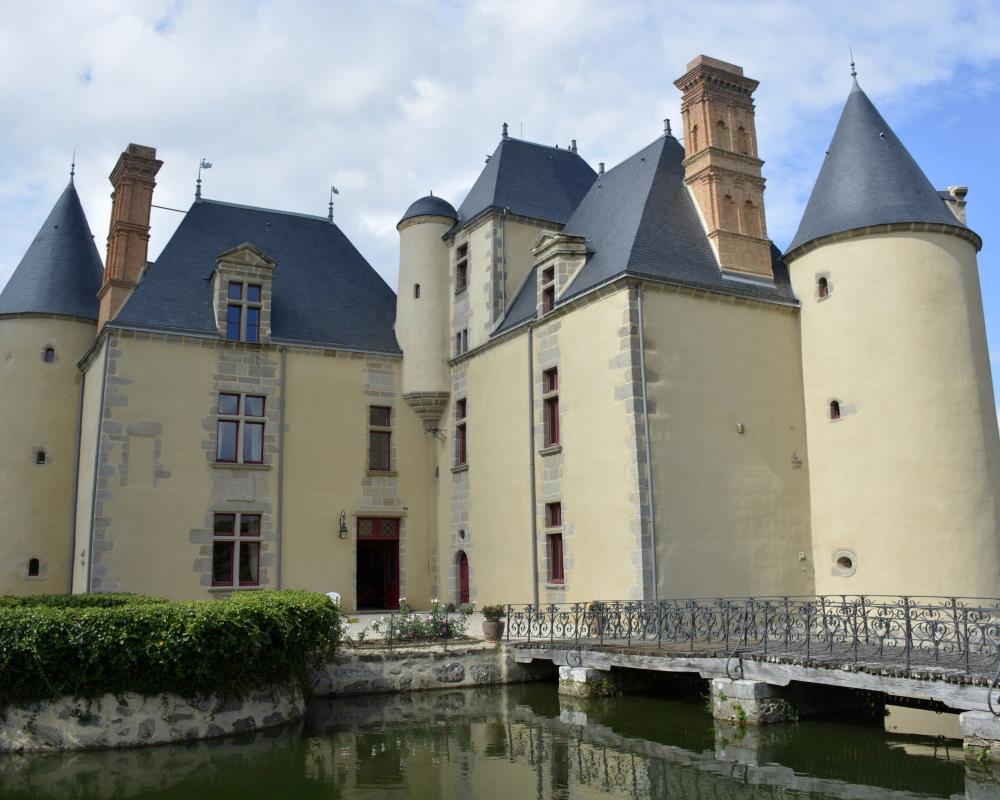 château de la Cantaudière