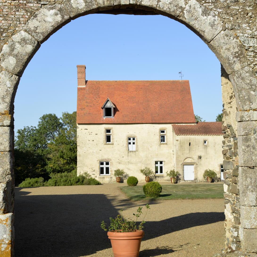 La Chevillonnière in the Vendee