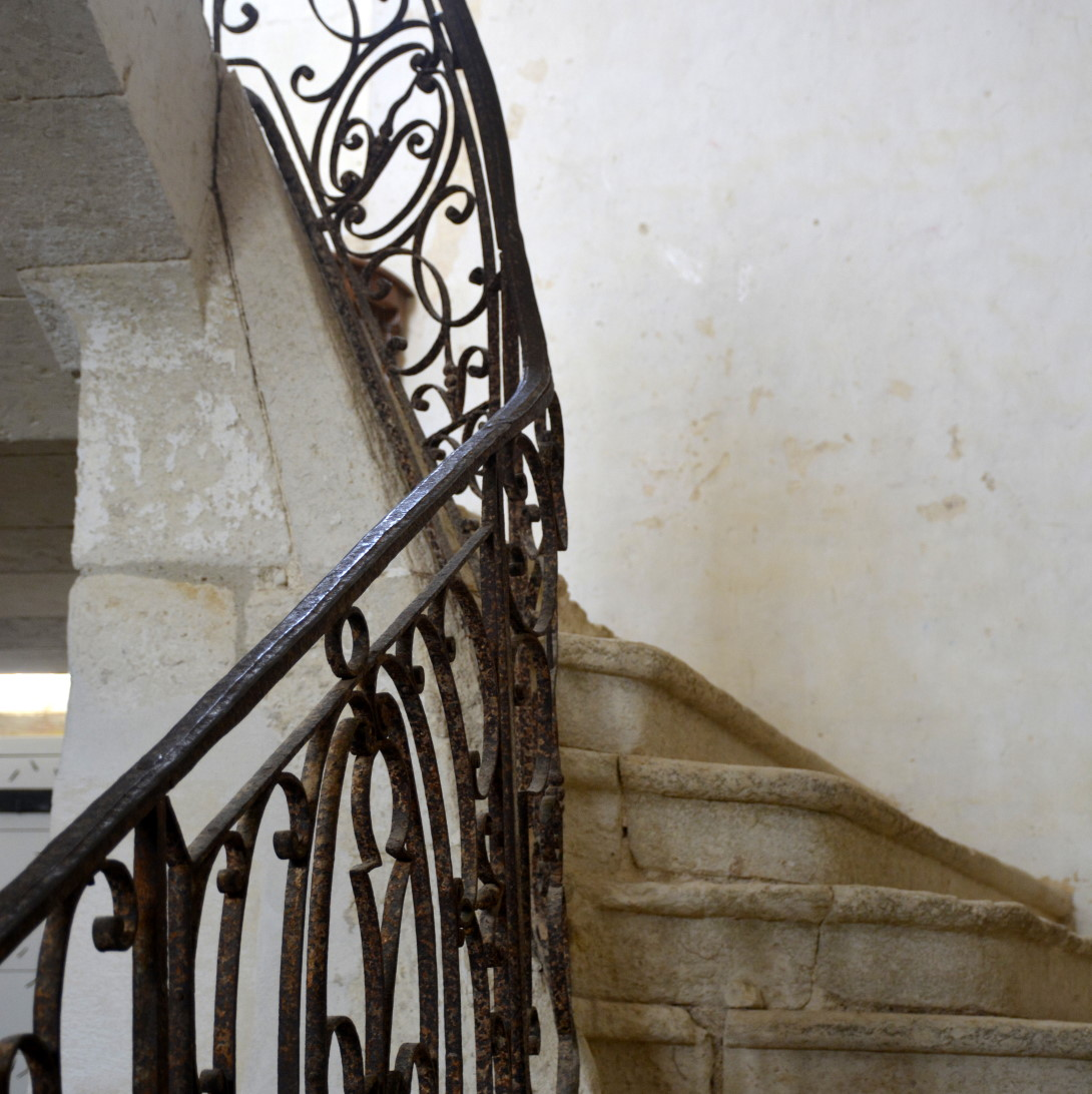 Chateau ou Logis de la Chevallerie en Vendee monument historique