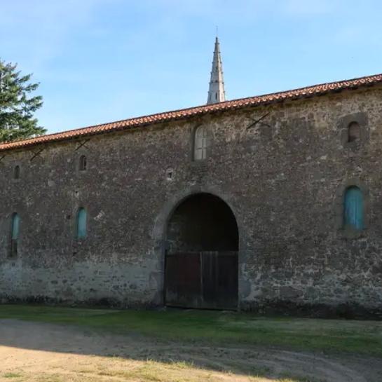 Vieux Chateau de Bournezeau